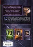 Animorphs 3 the encounter french 2011 back cover