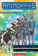 Animorphs 28 the experiment front cover high res