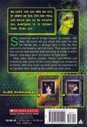 Animorphs 1 the invasion 2011 back cover hi res