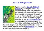 David mattingly book 19 sketch description