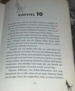 Animorphs book 8 german chapter beginning