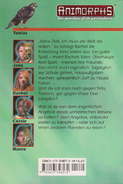 Animorphs 7 the stranger Der Fremde German back cover