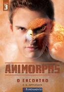 Animorphs encounter encontro brazilian cover