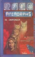 Animorphs 2 the visitor De Indringer Dutch cover