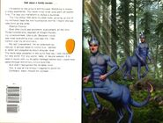 Animorphs 33 illusion inside cover and quote