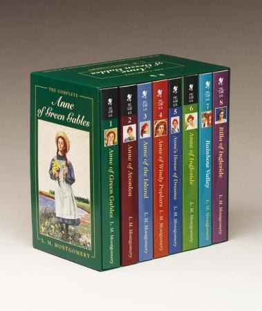 Anne Of Green Gables Series Anne Of Green Gables Wiki