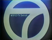 Detroit TV Logos Past and Present 2 (Now with WXYZ Logos) 1442