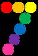 Rainbow whdh