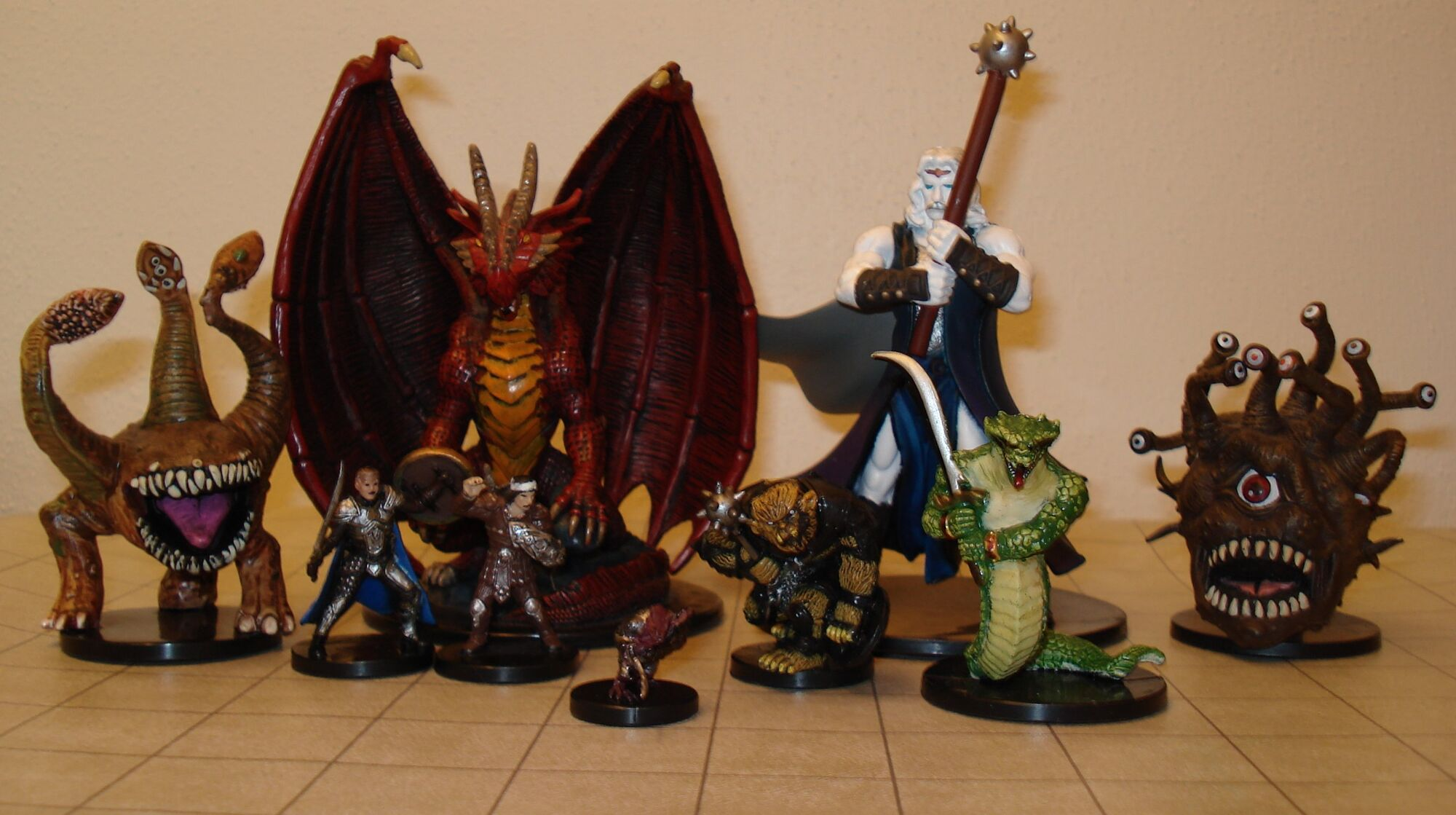 Image - Dungeons & Dragons Miniatures 2.jpg Annex Fandom powered by Wikia