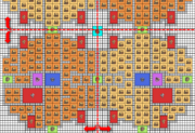 Large city-340 houses