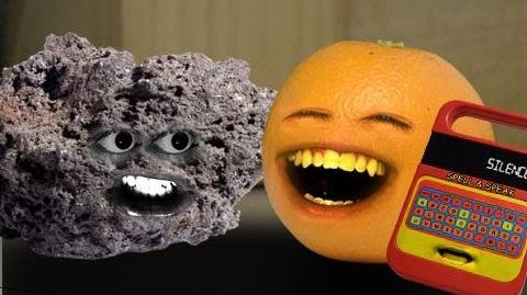Annoying Orange - Meteortron (Transformers Spoof)