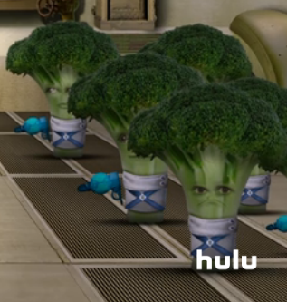 broccoli minions annoying orange wiki fandom powered