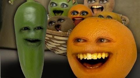 Annoying Orange Jalapeño