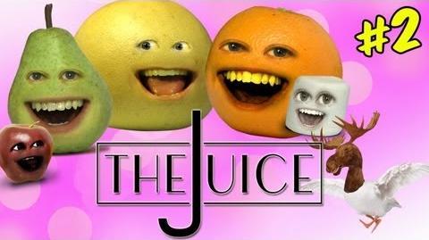 Annoying Orange - The Juice 2 Goose-Moose