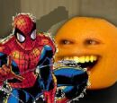 Annoying Orange: Spiderman