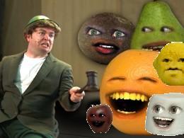 Food Court Annoying Orange