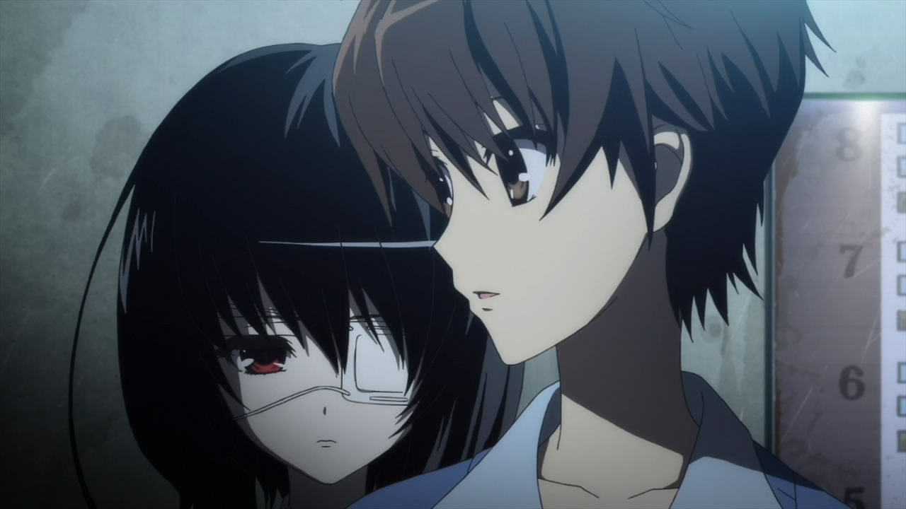 Episodes | Another Wiki | Fandom powered by Wikia Another Kouichi And Misaki