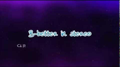 Better in Stereo - Dove Cameron - Full Lyrics ( LIV AND MADDIE INTRO SONG)