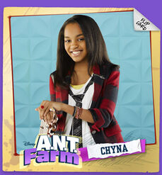 Characters-chyna