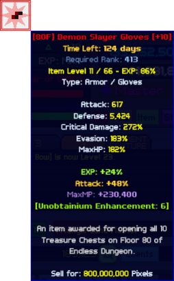 Demon Slayer Armor Anti Idle The Game Wiki Fandom
