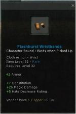 Flashburst Wristbands