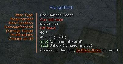 Hungerflesh