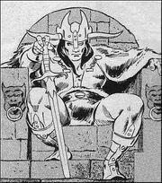 Conan saga king