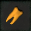 Gold tooth icon