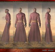 Cloth Heavy Stiched Robe