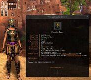 Cultural armor stygian