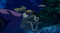 Giant Chuchi attacks Rin