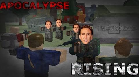 Apocalypse Rising Montage 2014
