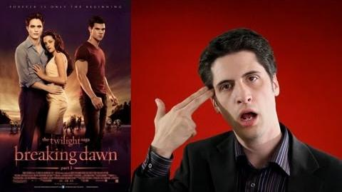 The Twilight Saga Breaking Dawn Part 1 movie review