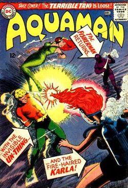 Aquaman Vol 1-24 Cover-1