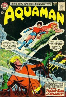 Aquaman Vol 1-14 Cover-1