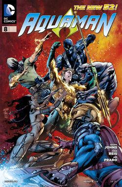 Aquaman Vol 7-8 Cover-1