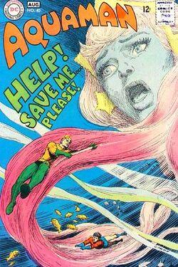 Aquaman Vol 1-40 Cover-1