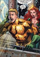 Aquaman and Mera-1