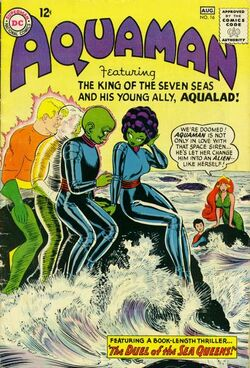 Aquaman Vol 1-16 Cover-1