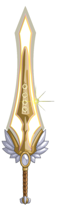 Blade of Awe Earth