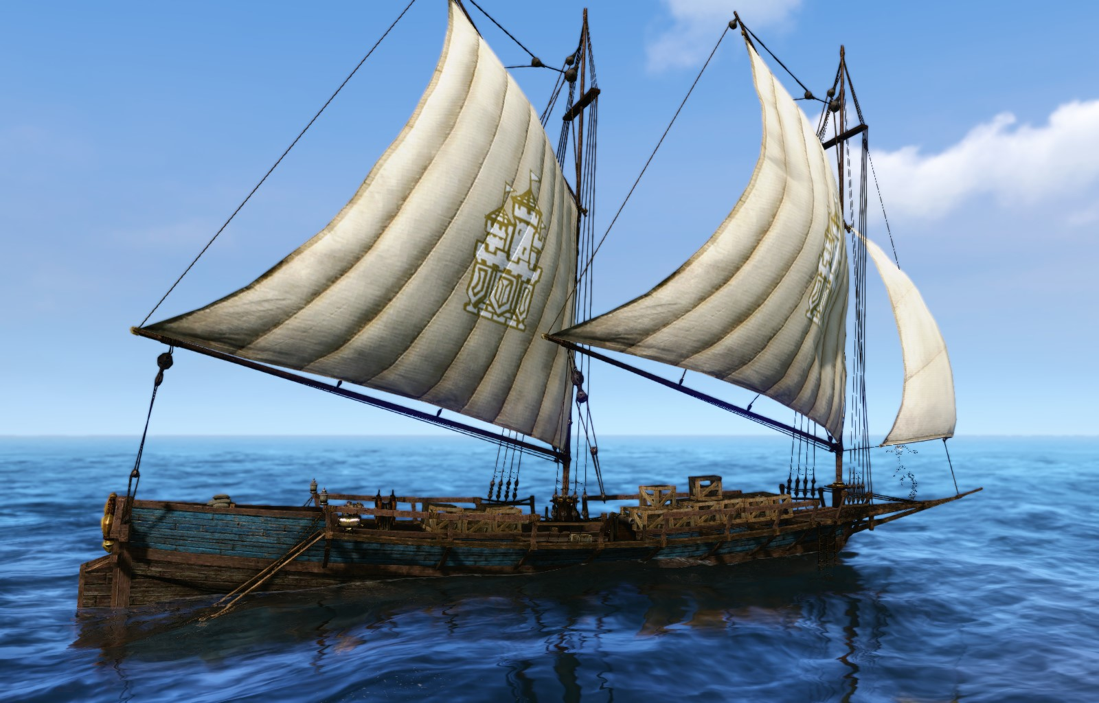 Archeage Build Clipper