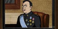 Captain Regent Claudio