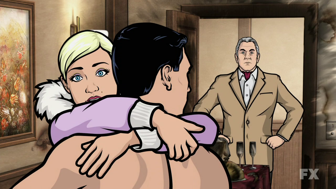 Anka from archer poen adult thumbs