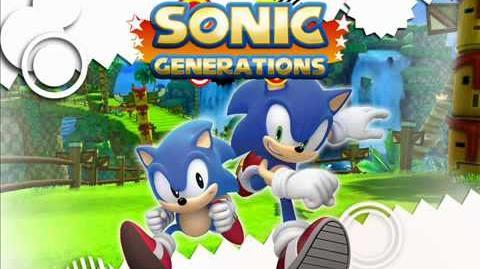 Sonic Generations 3DS OST - Classic Emerald Coast Remix