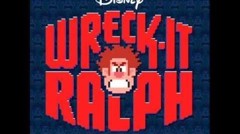 Wreck-It Ralph OST - 15 - Turbo Flashback