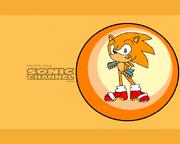 Speedy in sonic channel