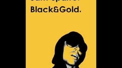 Sam Sparro - Black&Gold