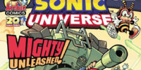 Archie Sonic Universe Issue 49