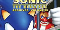 Sonic Archives Volumes 25-26