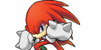Knuckles the Echidna/Pre-SGW